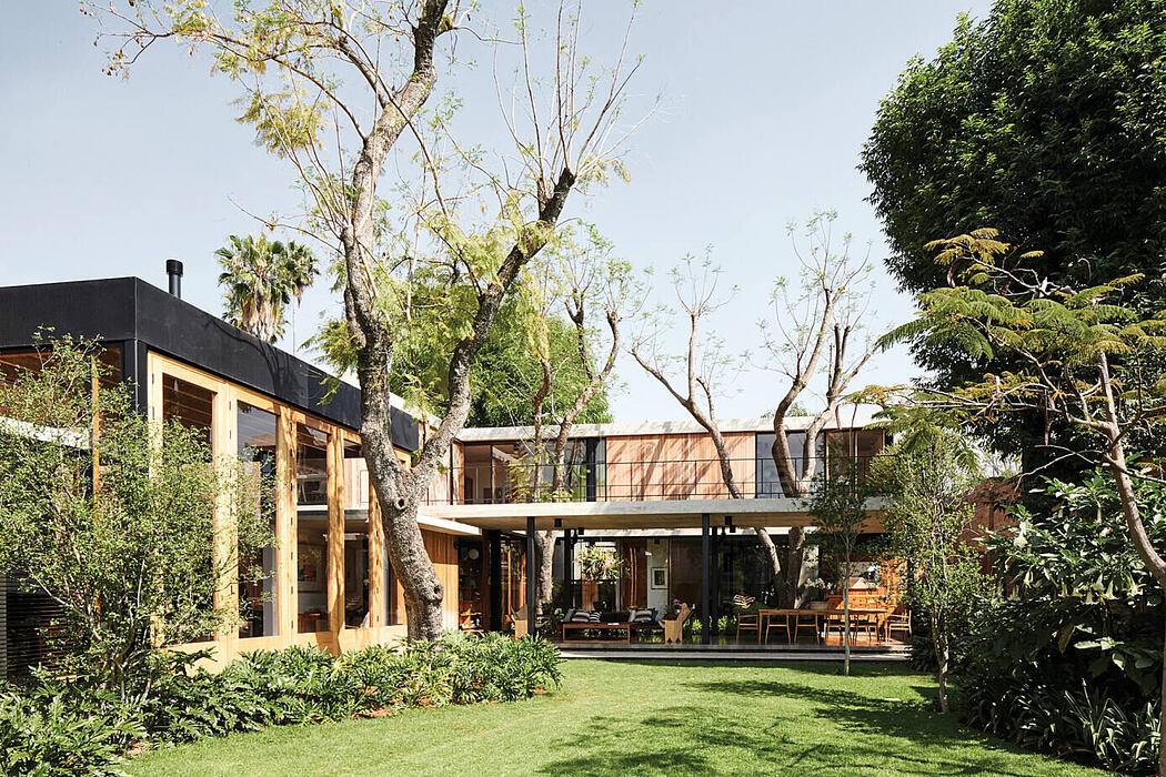 Guadalajara House by Sticotti