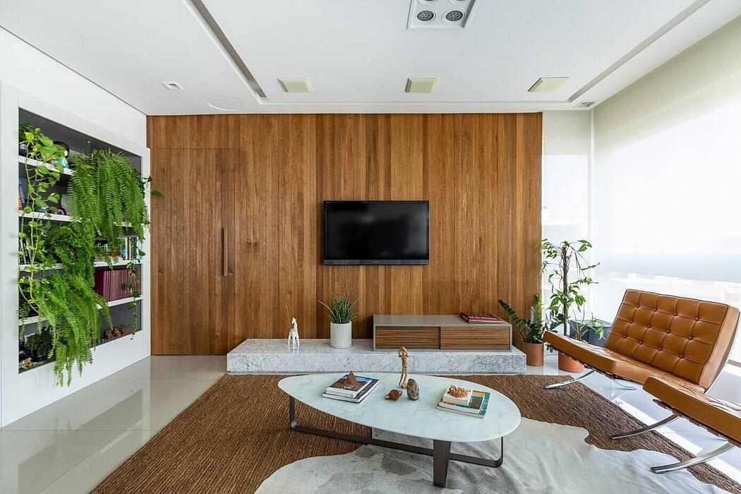 Apartment Spader by Atelier Aberto