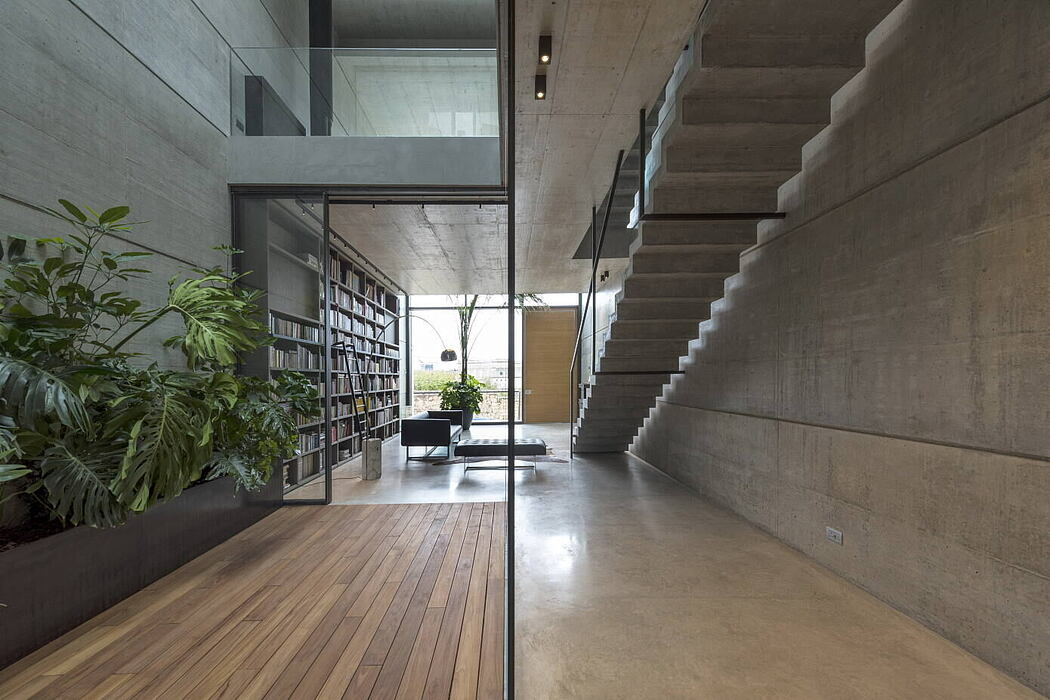 Casa B by Architrend Architecture