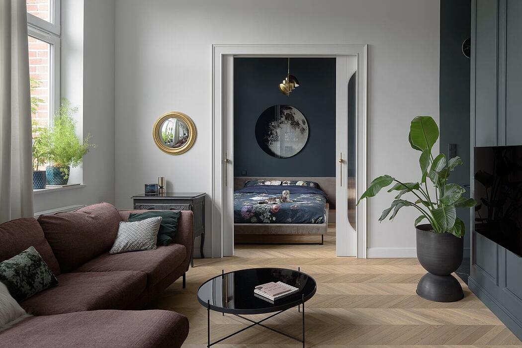 Dark Apartment by Kohlrabi