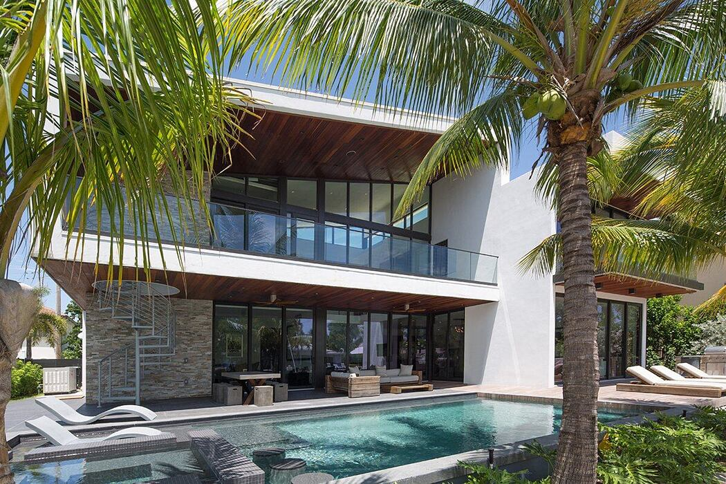 CAS Residence by SDH Studio Architects in Miami