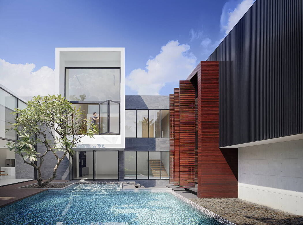 LSR113 by AAd | Ayutt and Associates design