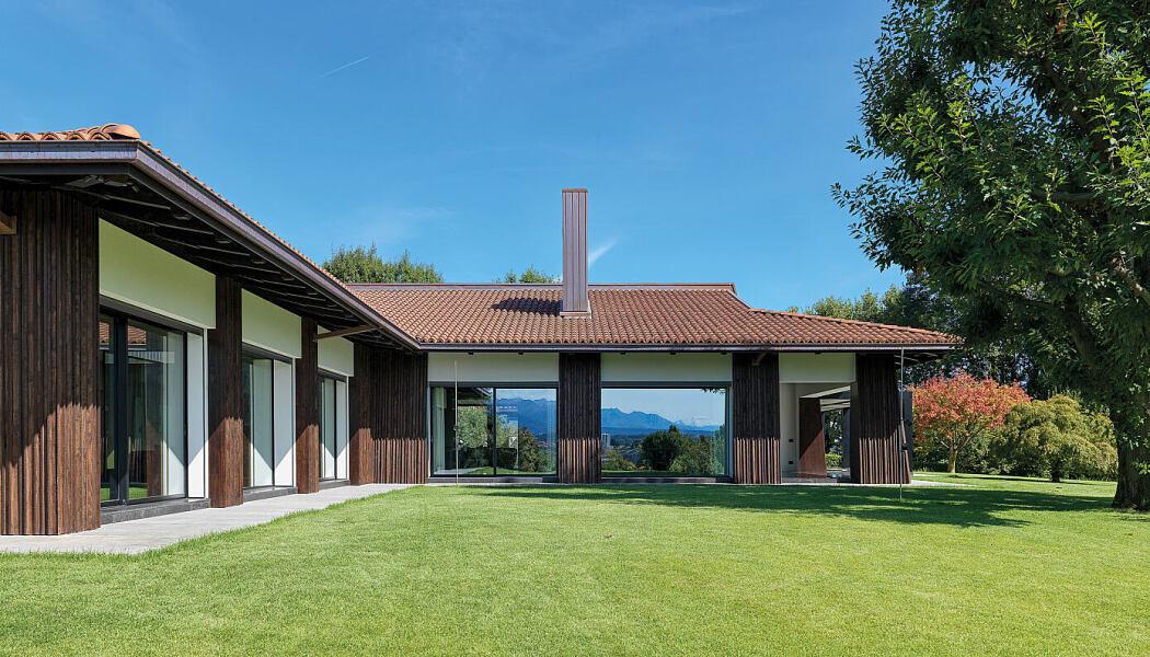 Villa Alce by Federico Delrosso Architects