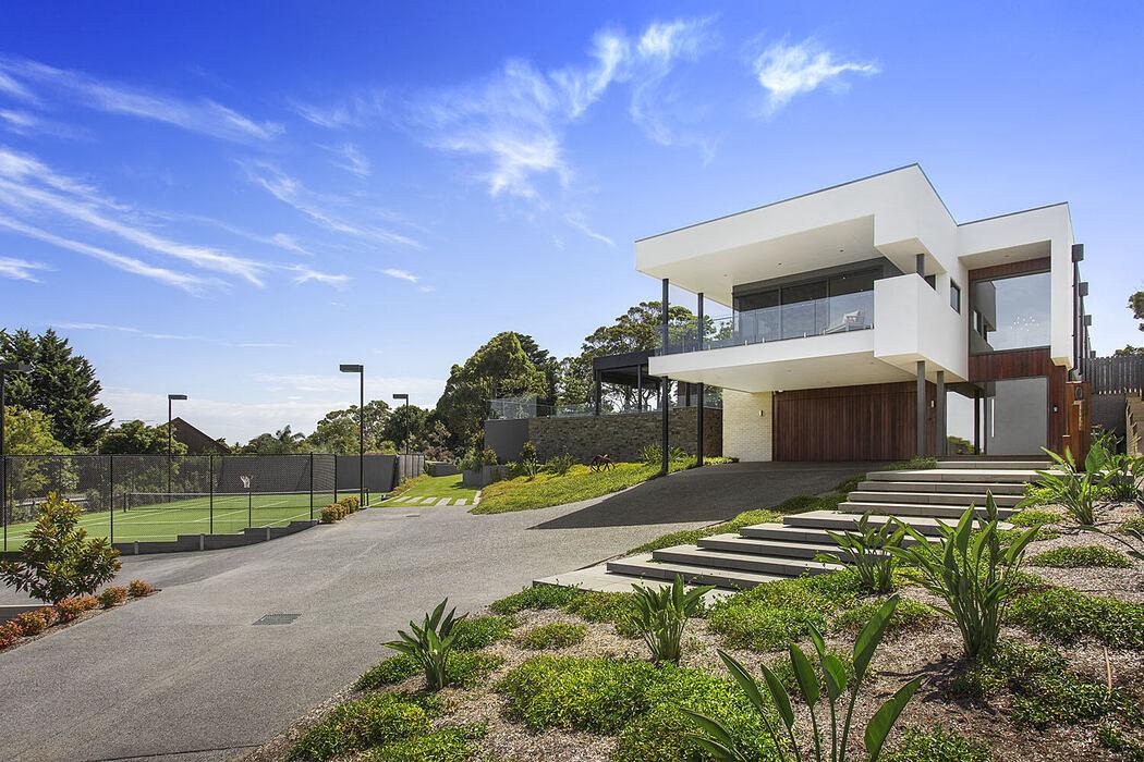 Shire House by Graham Jones Design
