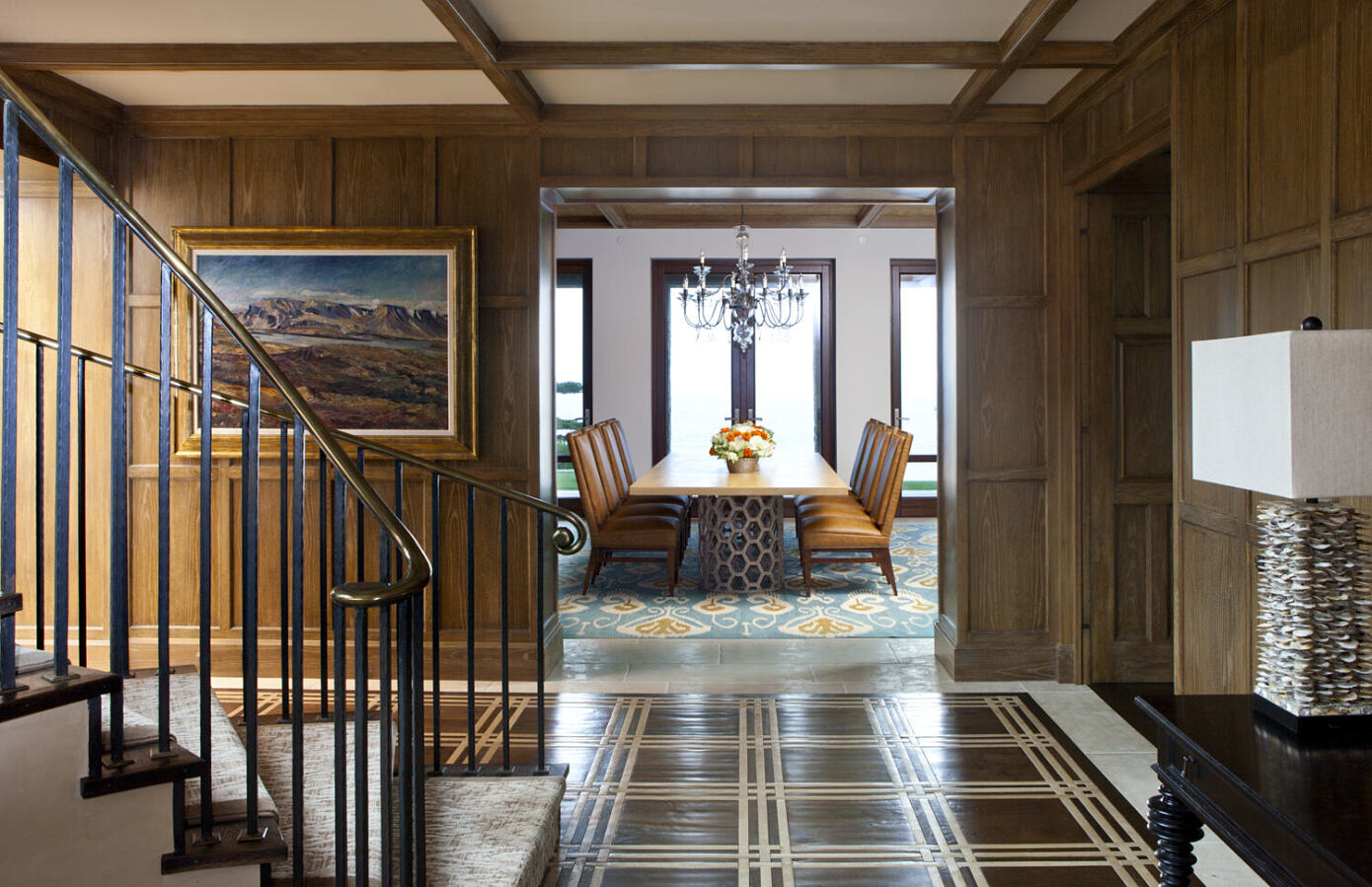 The Big Sur Residence by Richard Beard Architects