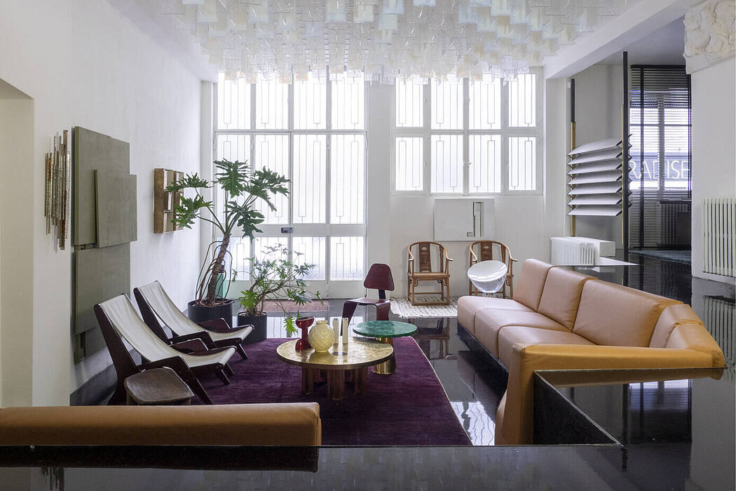 Atelier Apartment by Hannes Peer Architecture