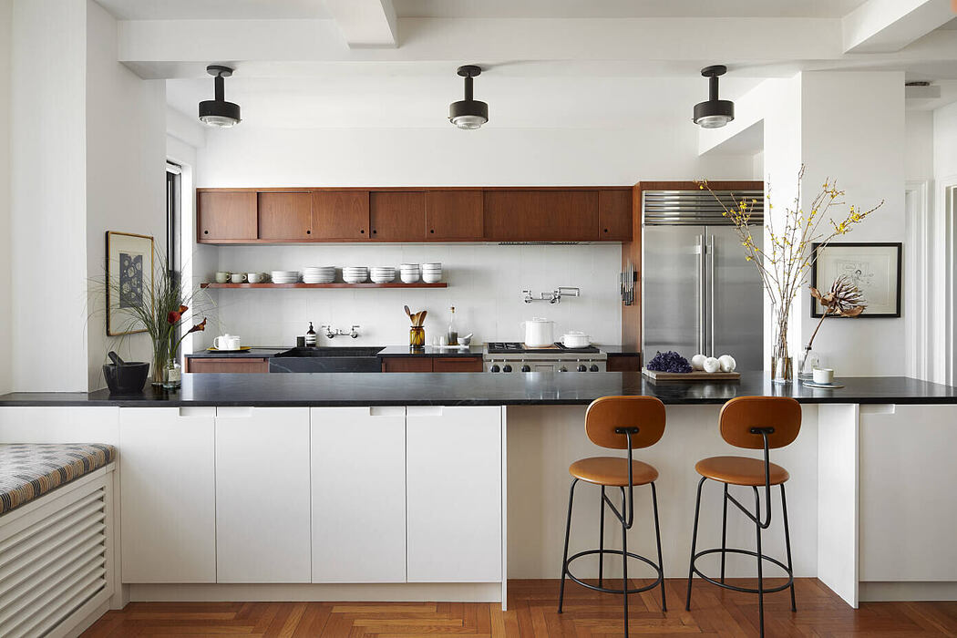 Turner Towers Apartment by Frederick Tang Architecture
