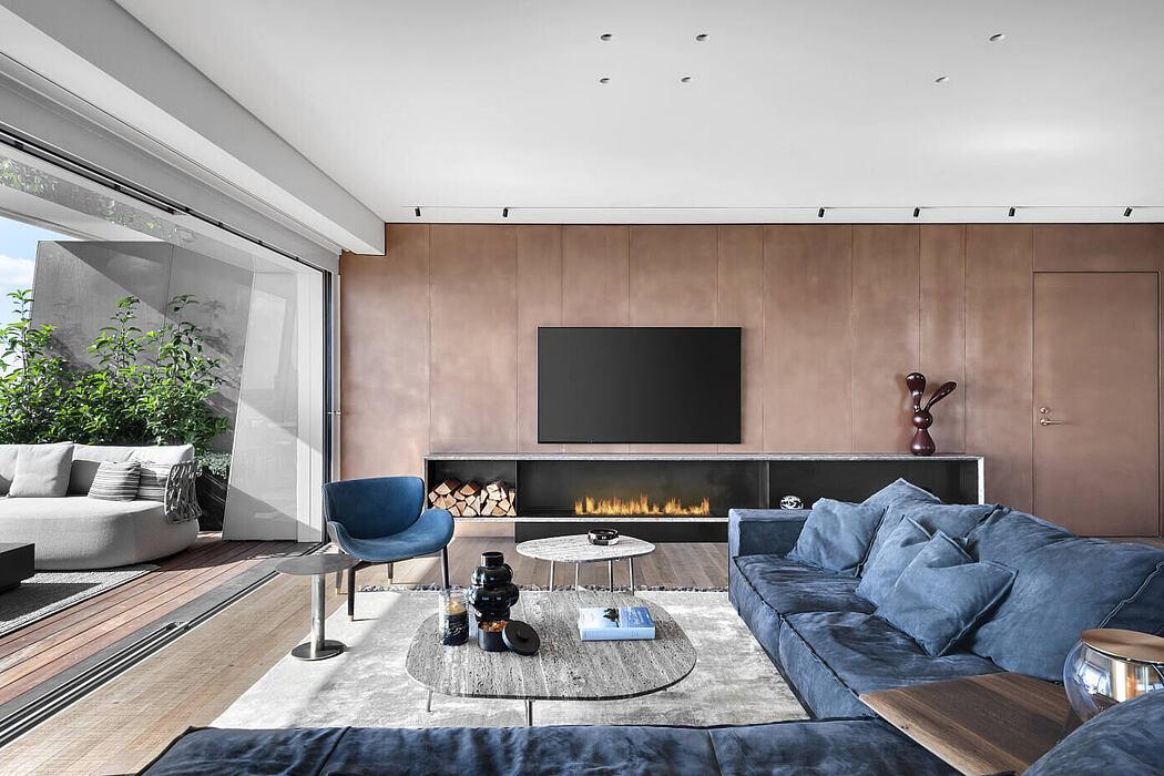 Blush Apartment by Aviram – Kushmirski