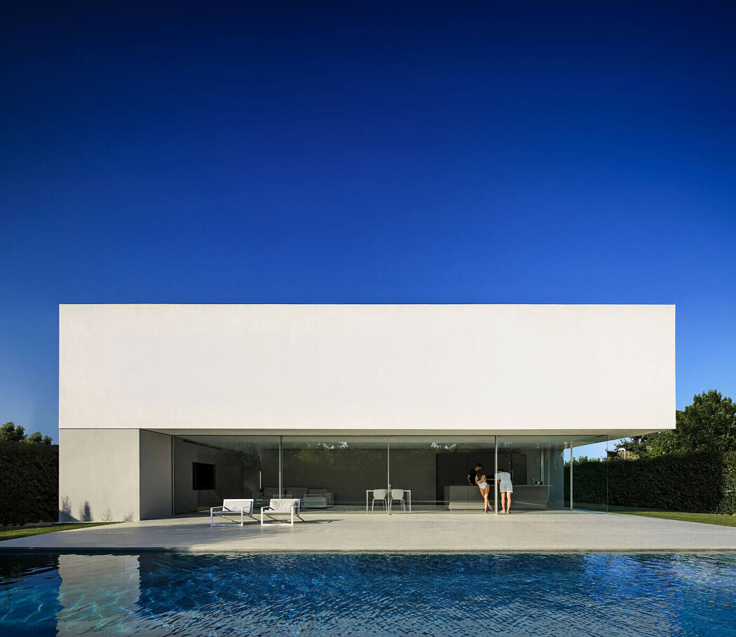 House of Silence by Fran Silvestre Arquitectos