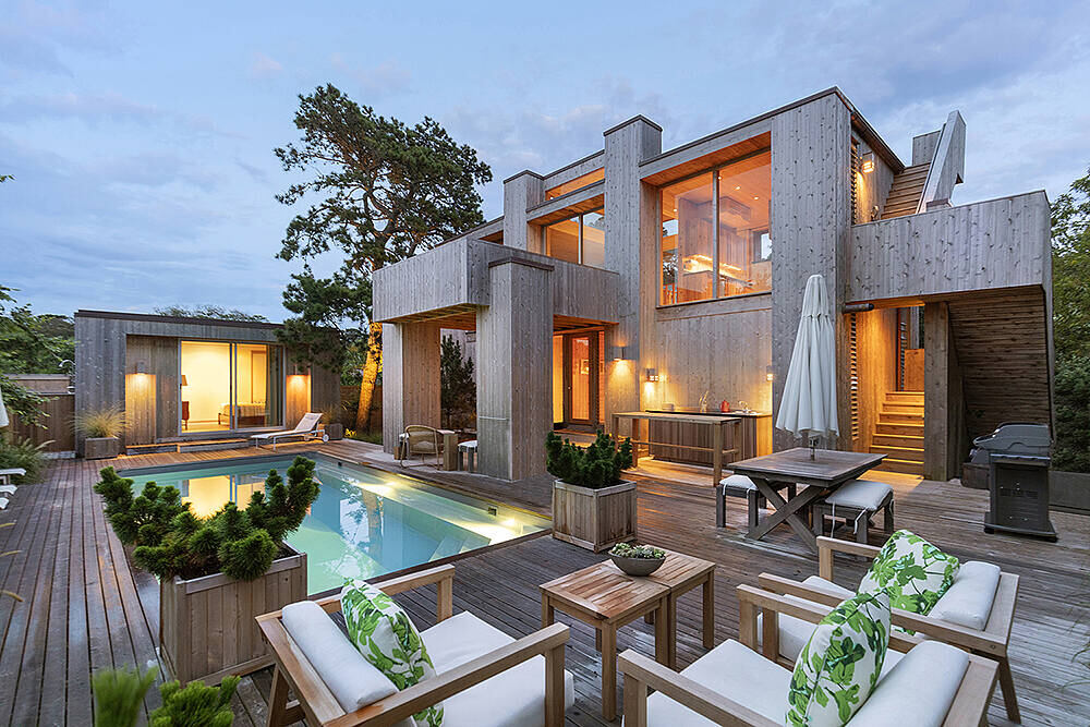 Fire Island House by Andrew Franz Architect