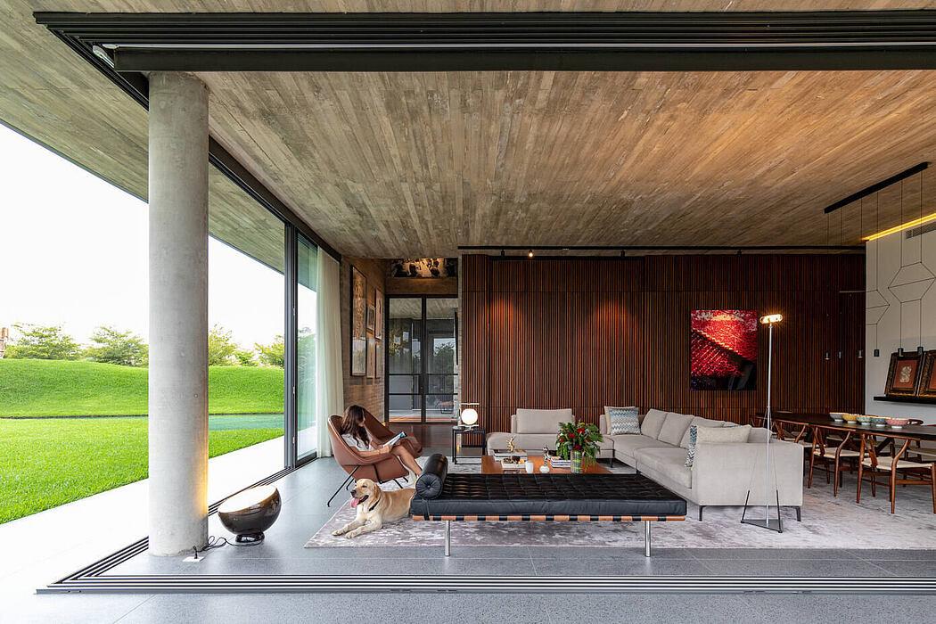 6m House by Jannina Cabal & Arquitectos
