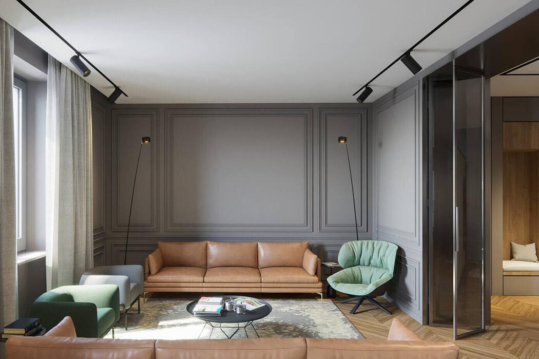 Casa Statuto#1 by Inedito Architetti