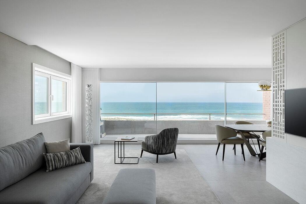 São Felix Apartment by Paulo Moreira
