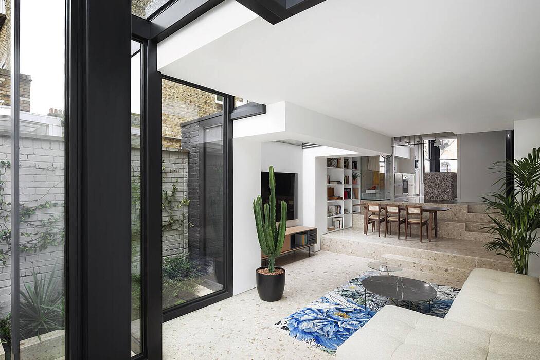 Frame House by Bureau de Change Architects