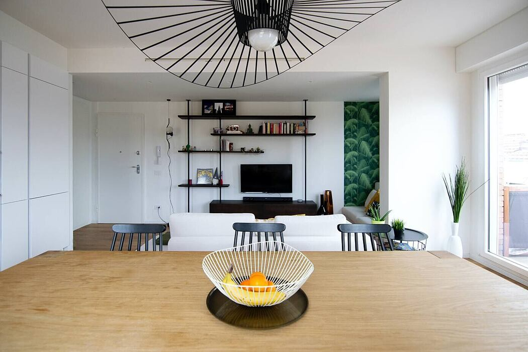 G&J Apartment by Atelier XS