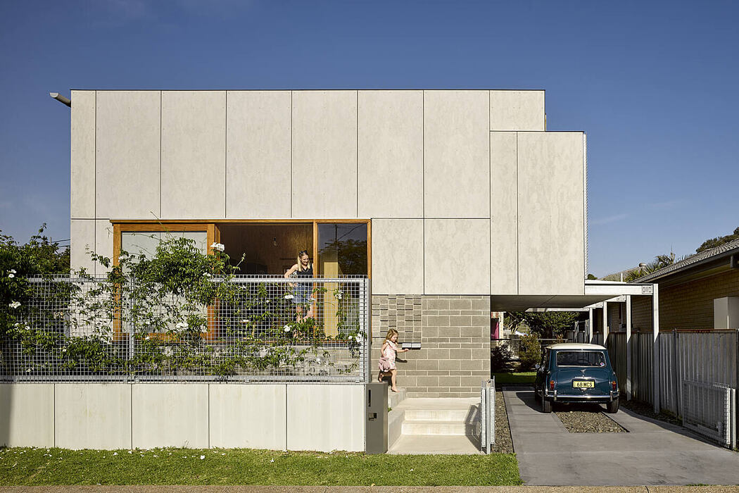 Waratah Secondary House by Anthrosite
