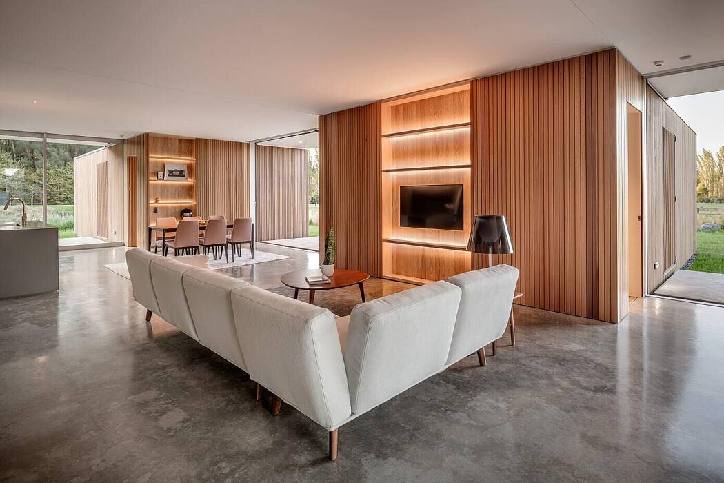 Pegasus House by Dalman Architects