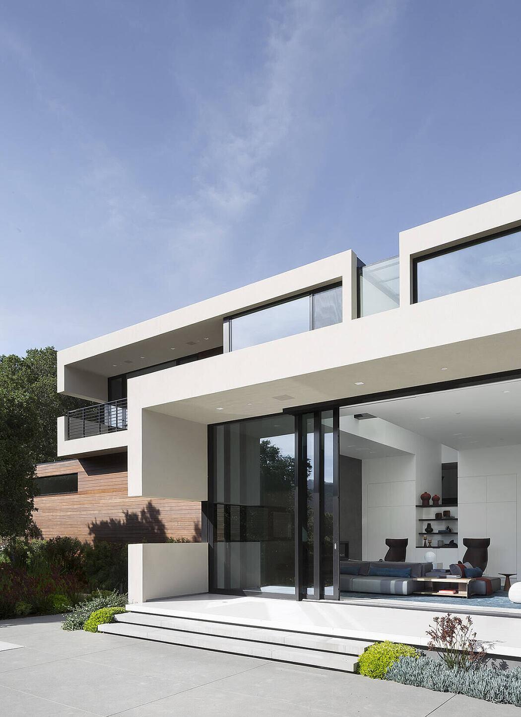 Slot House by Feldman Architecture