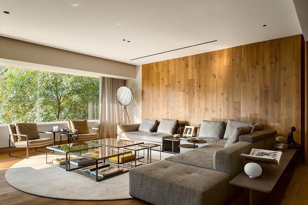 Península Apartment by Chain + Siman