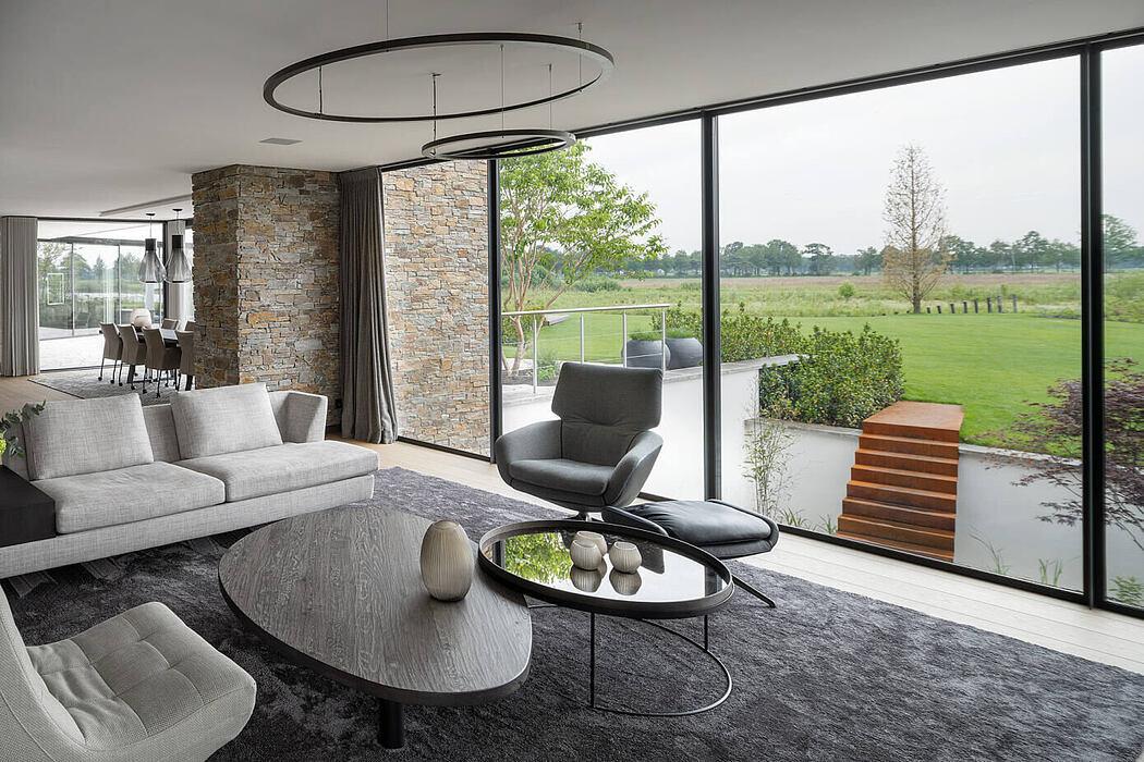 Villa VK by Lenz Architects