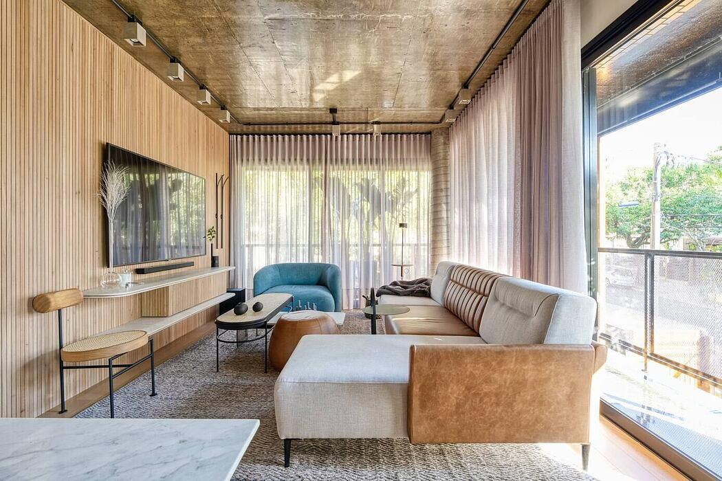 Loft HP by Studio Colnaghi