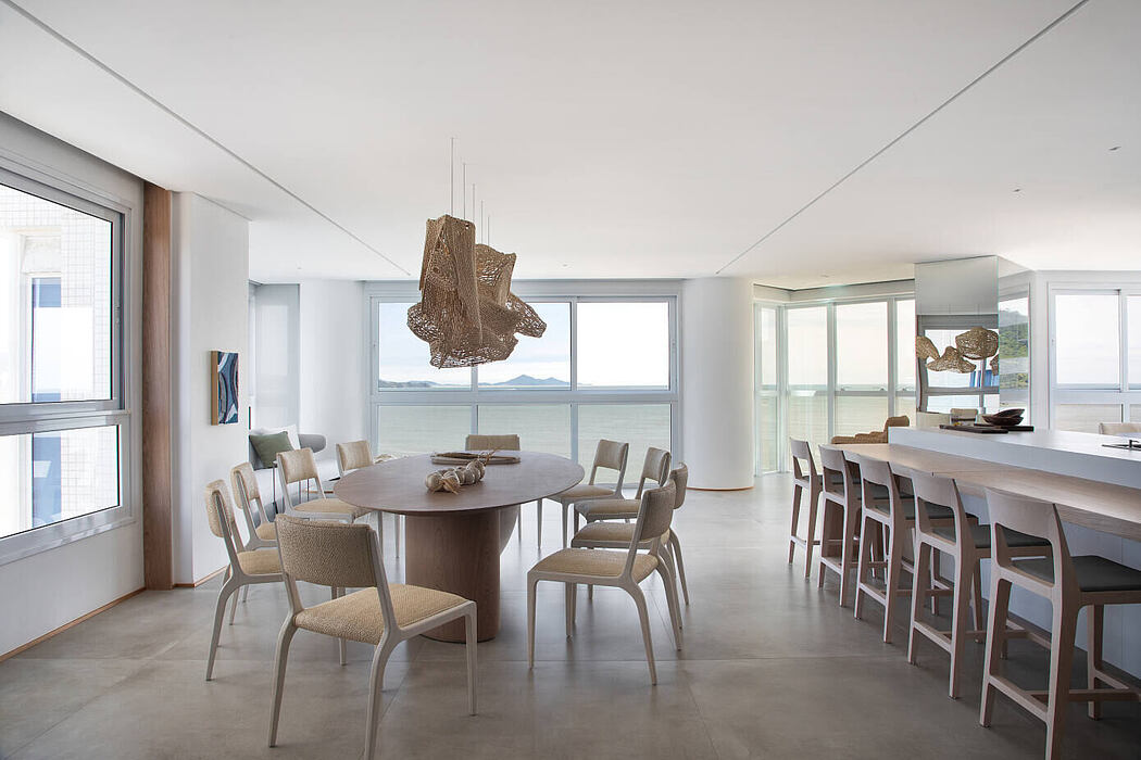 Maresia Apartment by TN Arquitetura