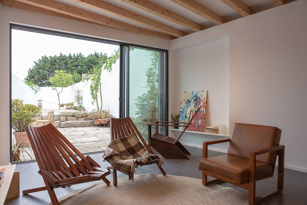 Casa da Costa by Hugo Monte