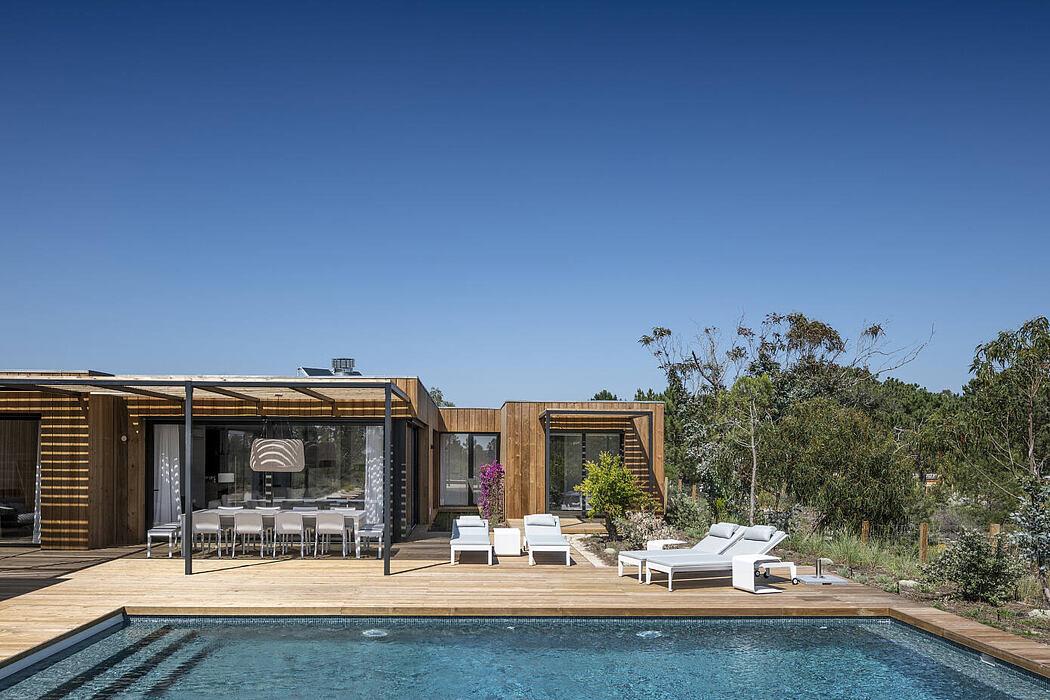 Eco Tróia Resort – Casa III by GSS Arquitectos