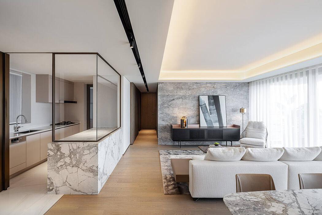 Runxi Residence by Mason Studio