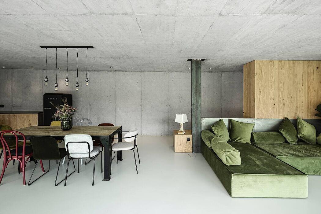 Haus Gasser by konoA
