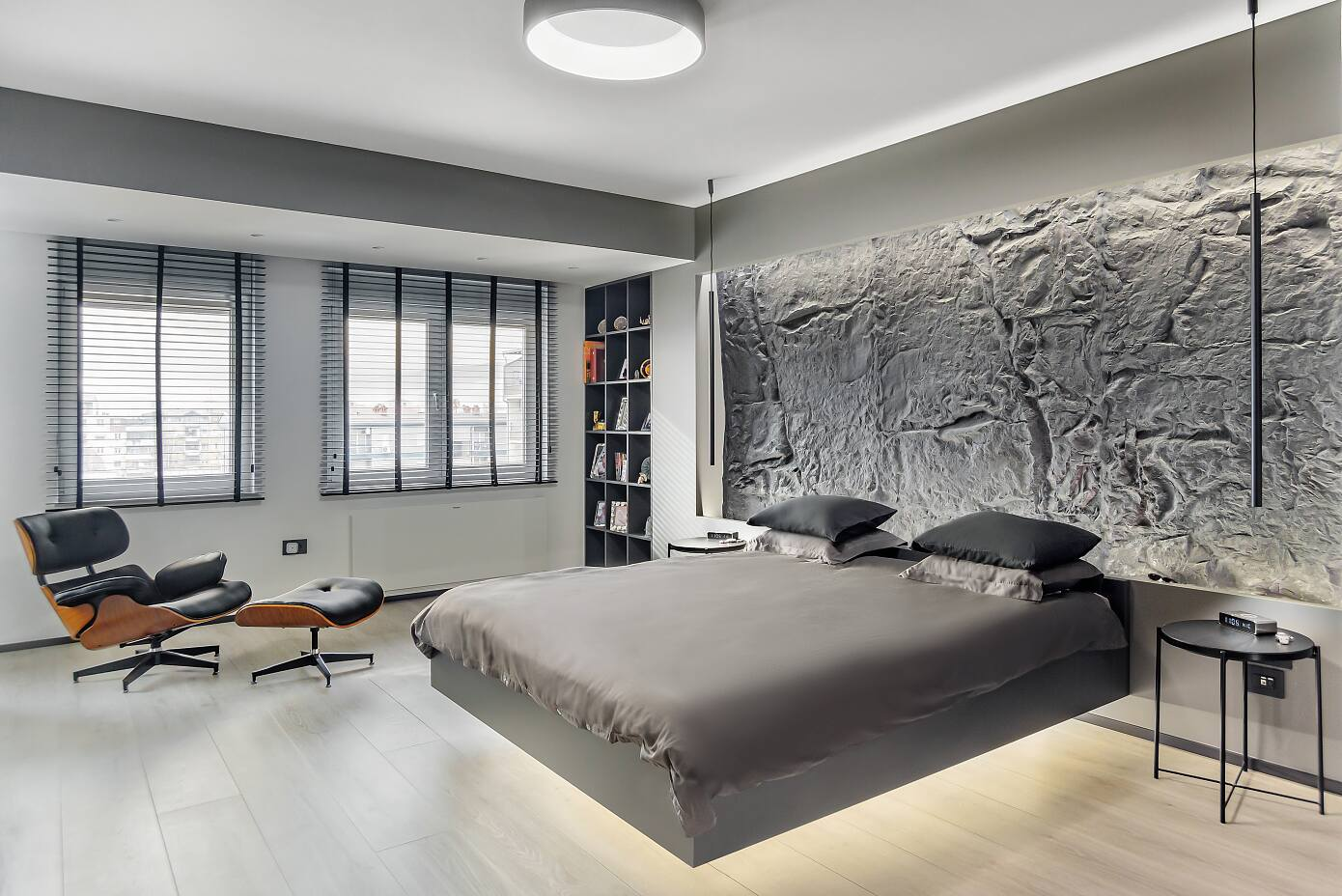 Rocky Apartment by LD Studio