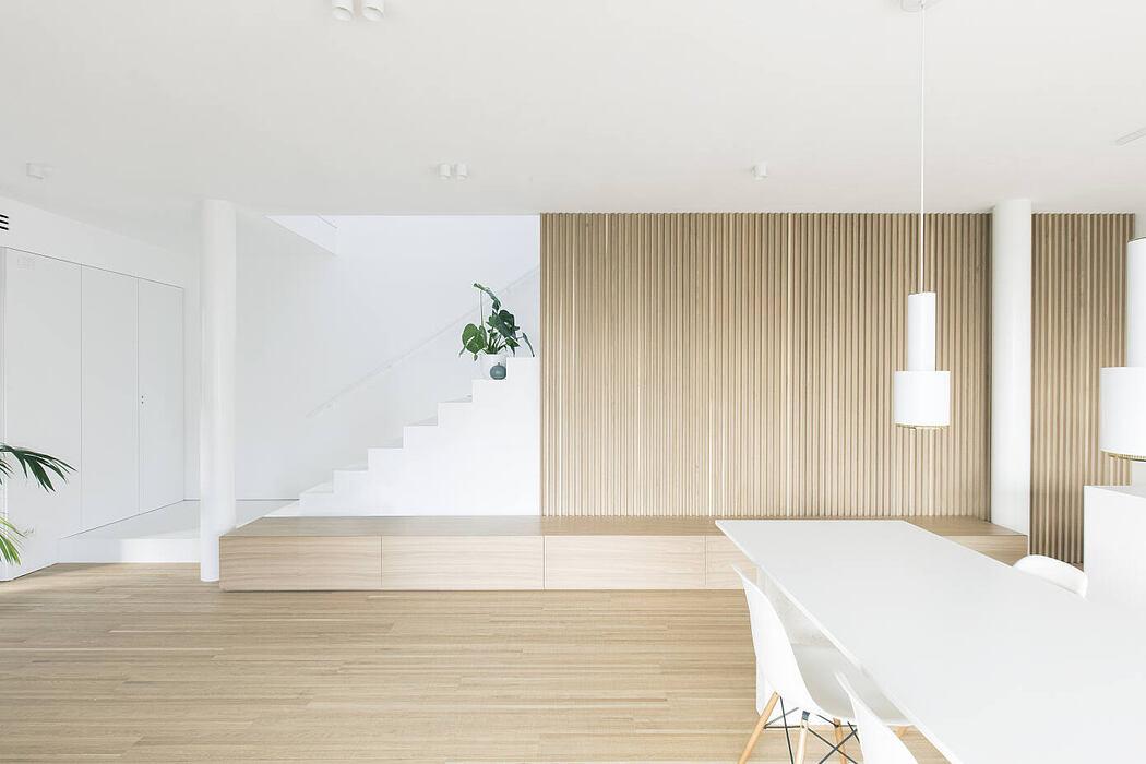 House EA by Didonè Comacchio Architects