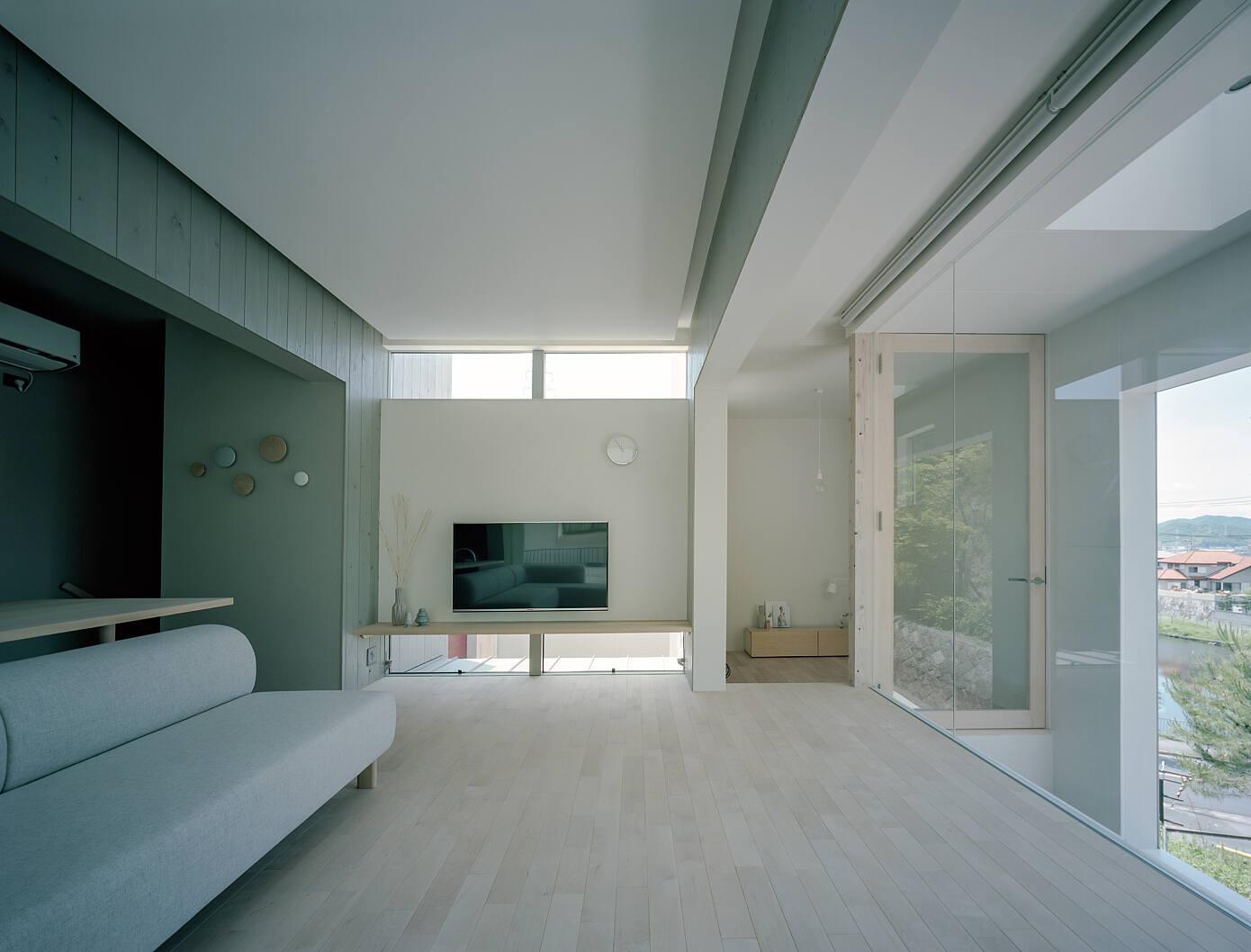 House in Himeji by Fujiwaramuro Architects