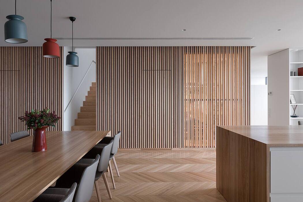 Carat Apartment by Drozdov & Partners