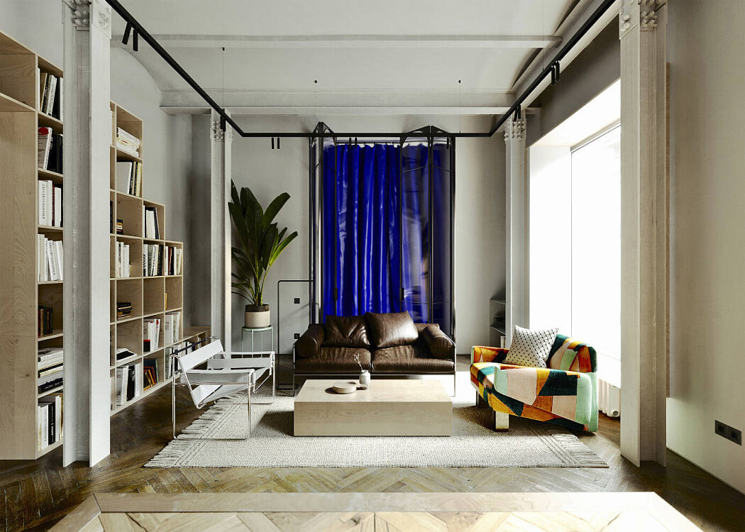 Flat 1 by Unnamed Studio
