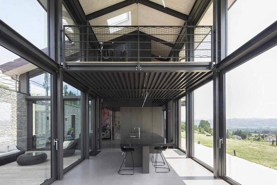 The Hidden-in-plain-sight House by Daniele Baiotto