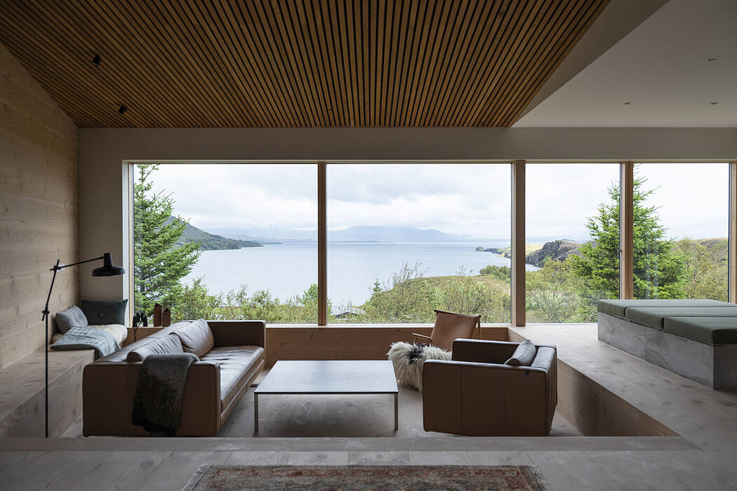Holiday Home by Krads Architecture
