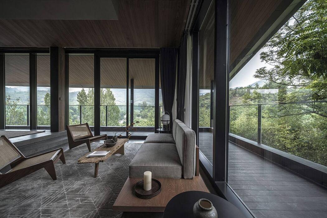 Jiunvfeng Cloud of Hometown Resort Hotel by Gad Lineplus Studio