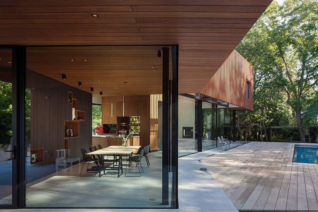 Villa Santpoort by DP6 Architectuurstudio