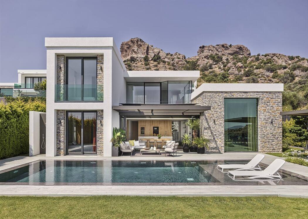 Villa Draman by Emre Acar