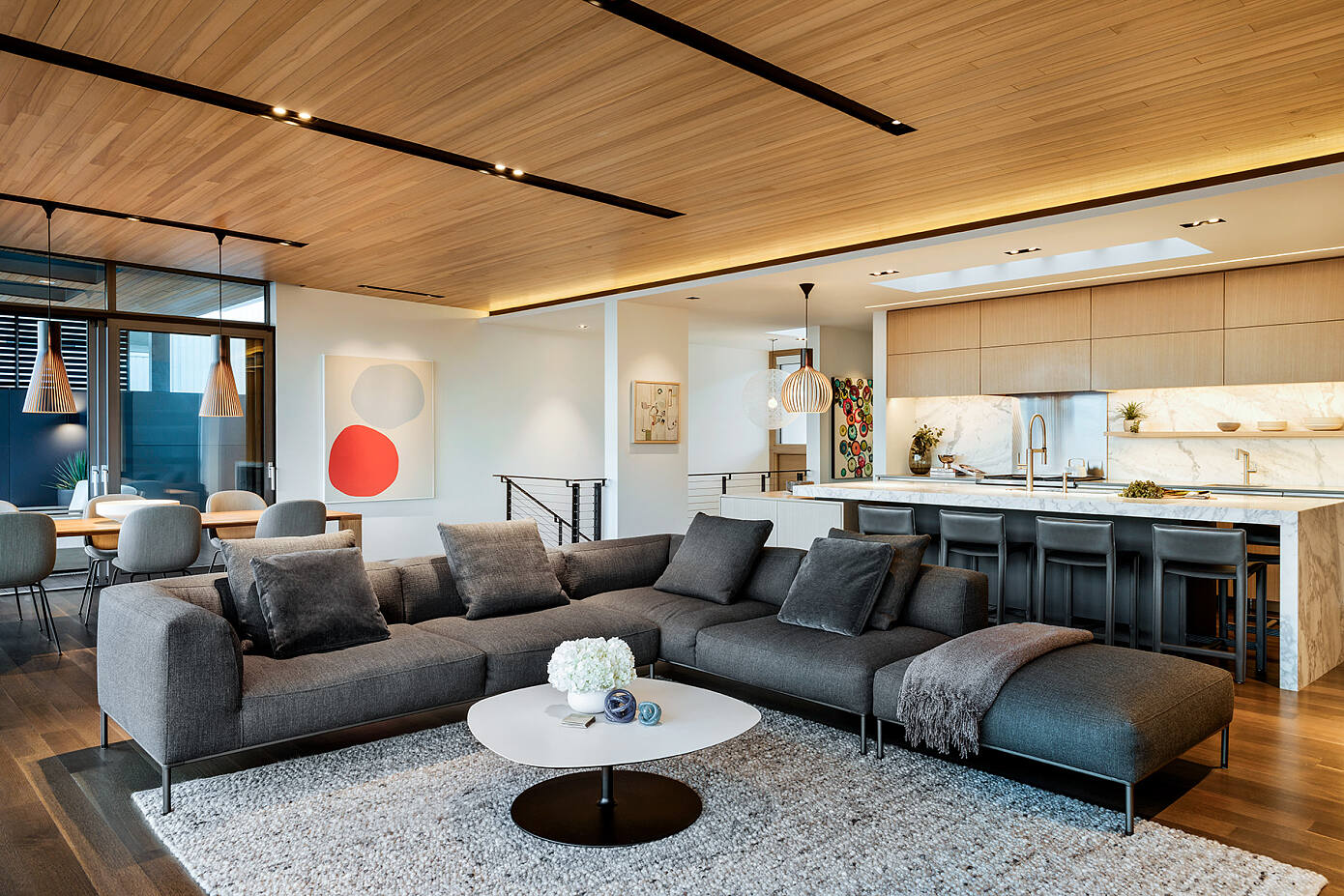 Prospect House by Swivel Interiors