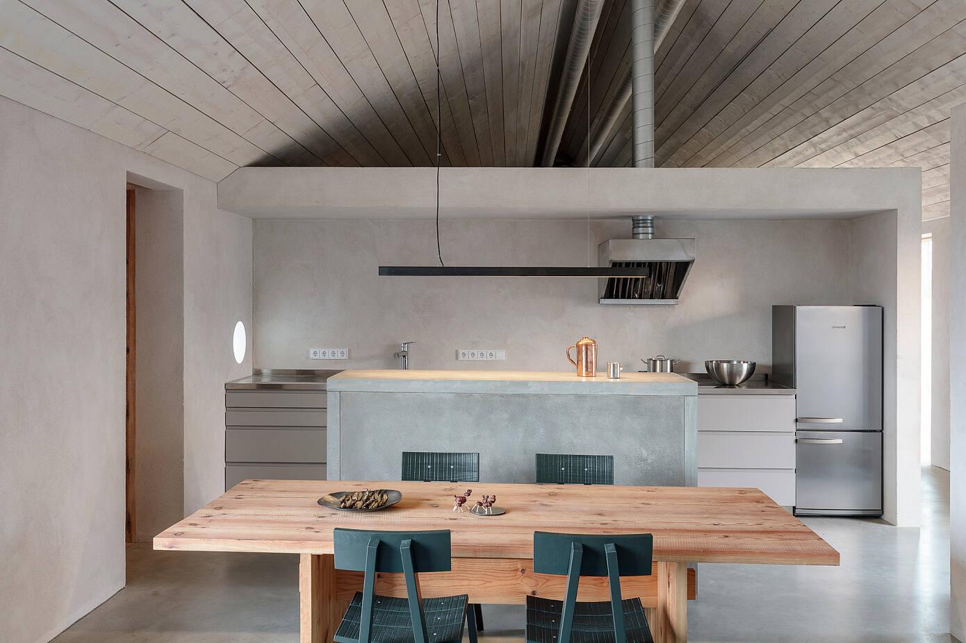 Salt House by Brigita Bula Arhitekti