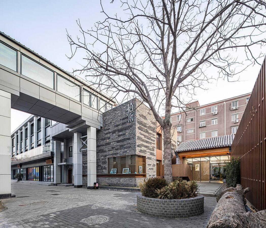 Hotel Seventeen by Daga Architects