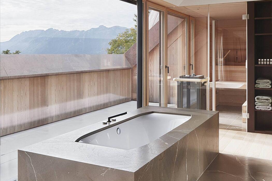 House with Three Eyes by Architekten Innauer Matt