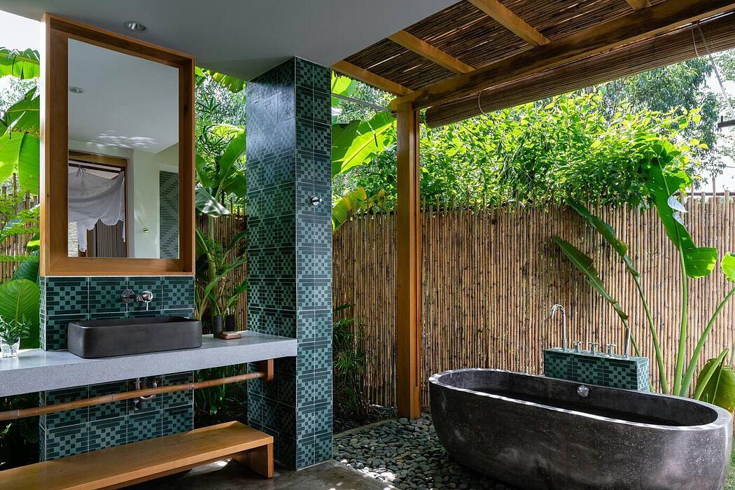 Chi-Bu Riverside Resort by o9 Design Studio