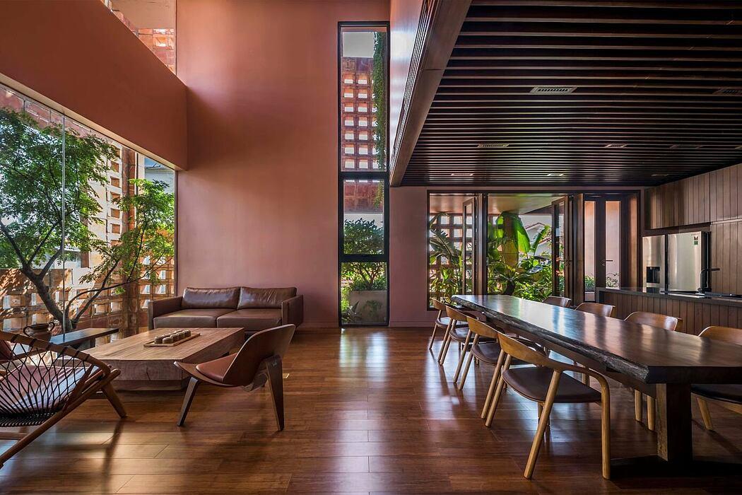 Bat Trang House by VTN Architects