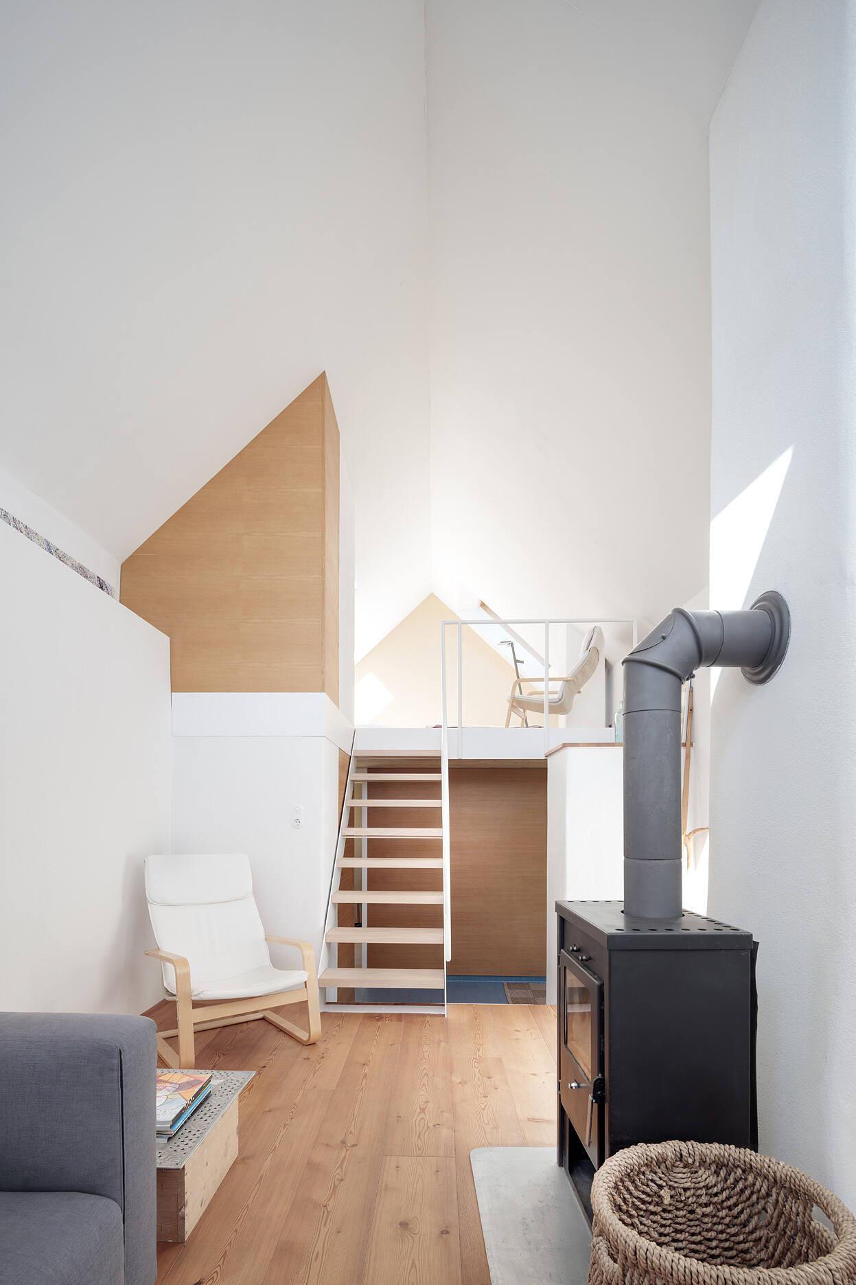 Bergtischler by Illichmann Architecture