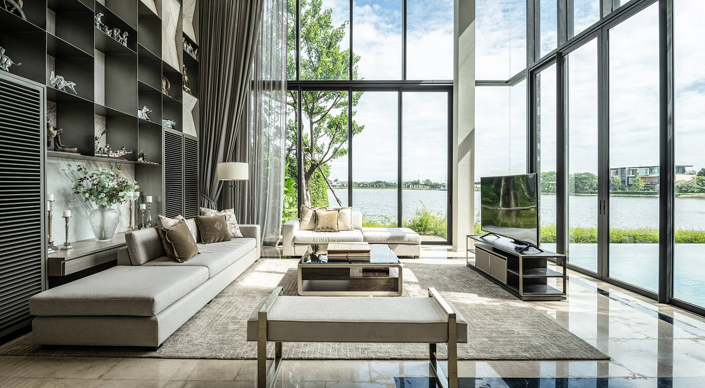 The Lake House by Makeascene