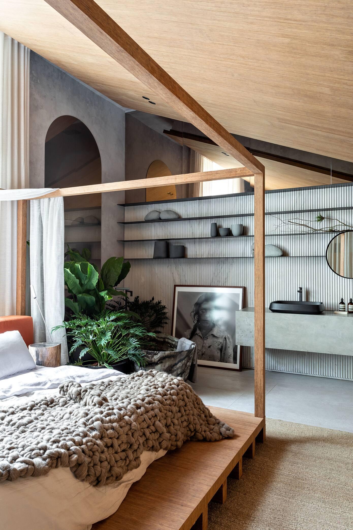 Loft Refúgio by Consuelo Jorge Arquitetos