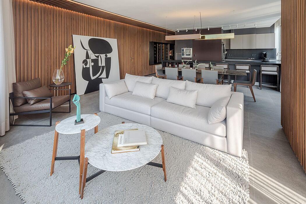 Moliere Apartment by Faci Leboreiro